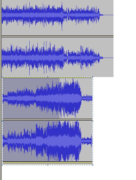 Both waveforms together