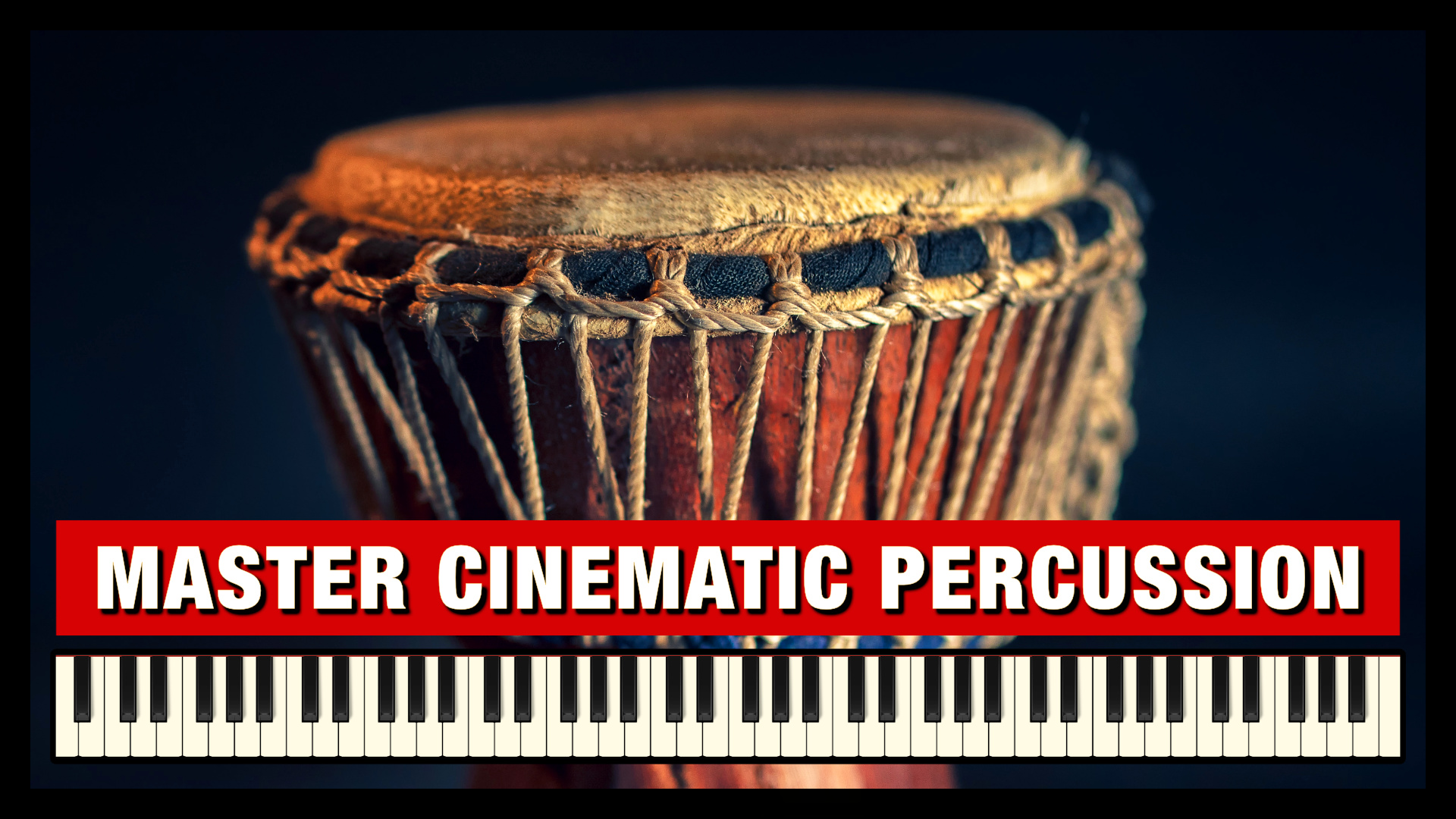 How to write Cinematic Percussion